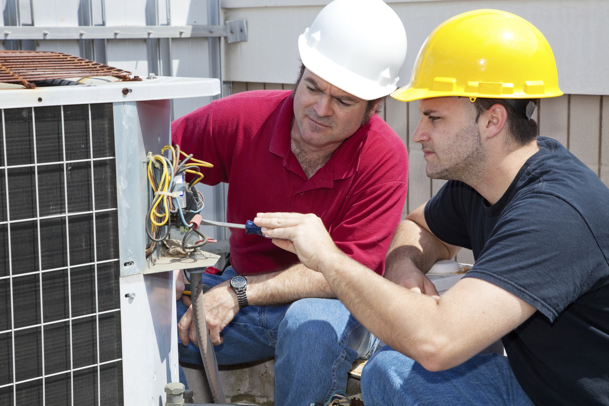 Houston HVAC contractors, heating and AC repair