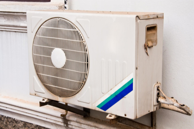 how your AC condenser works