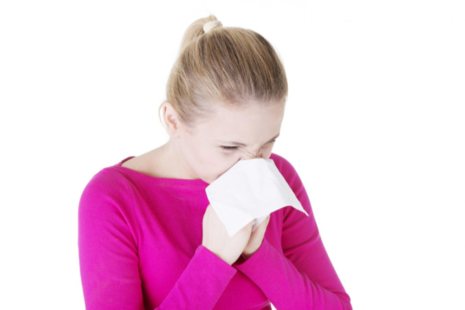 helping allergy symptoms with humidifier/dehumidifier