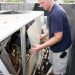 Outdoor HVAC unit repair: Richmond's AC Repair Blog