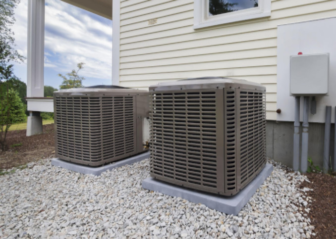 Outdoor HVAC Unit: Richmond's AC Repair Blog