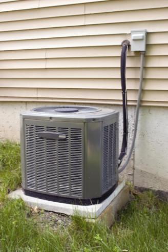 outside a/c unit: Richmond's Preventative Maintenance blog