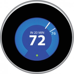 smart thermostat: Indoor Comfort Systems