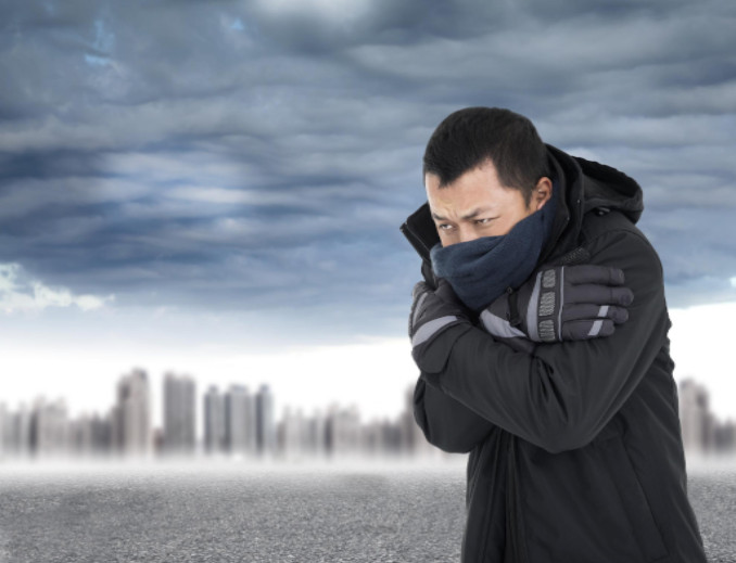 young man in cold weather: Preventative Maintenance