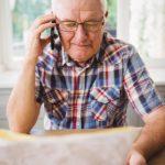 man calling AC company: Richmond's Air Preventative Maintenance blog
