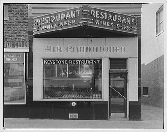 Vintage Air Conditioned Restaurant: Richmonds Air Industry News Blog