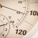 Temperature gauge at 100 degrees: Richmond's Air Preventative Maintenance Blog