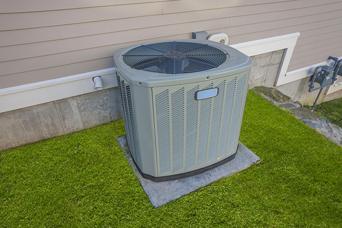 central air conditioner - Central Air Conditioning Unit