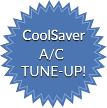 Coolsaver A/C Tune-Up!