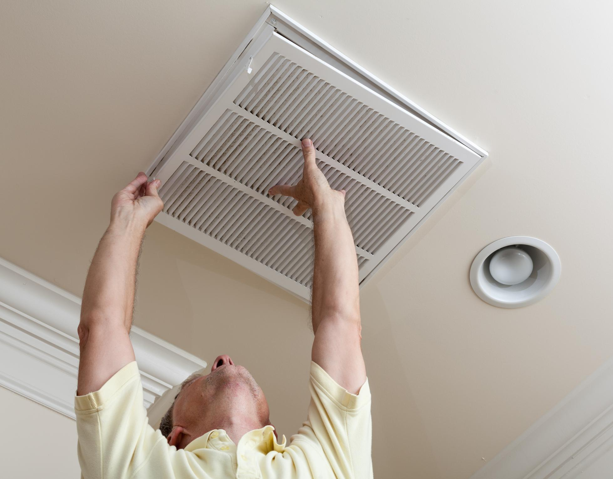 air conditioning filter in ceiling - Air Filter Home